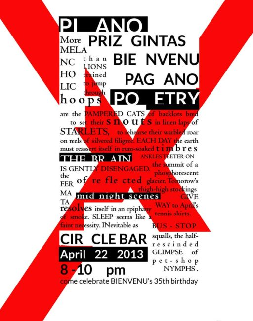 Circle Bar Poetry and Music